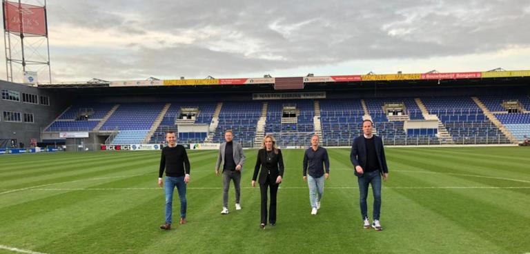 Samenwerking SportService Zwolle en Regio Zwolle United